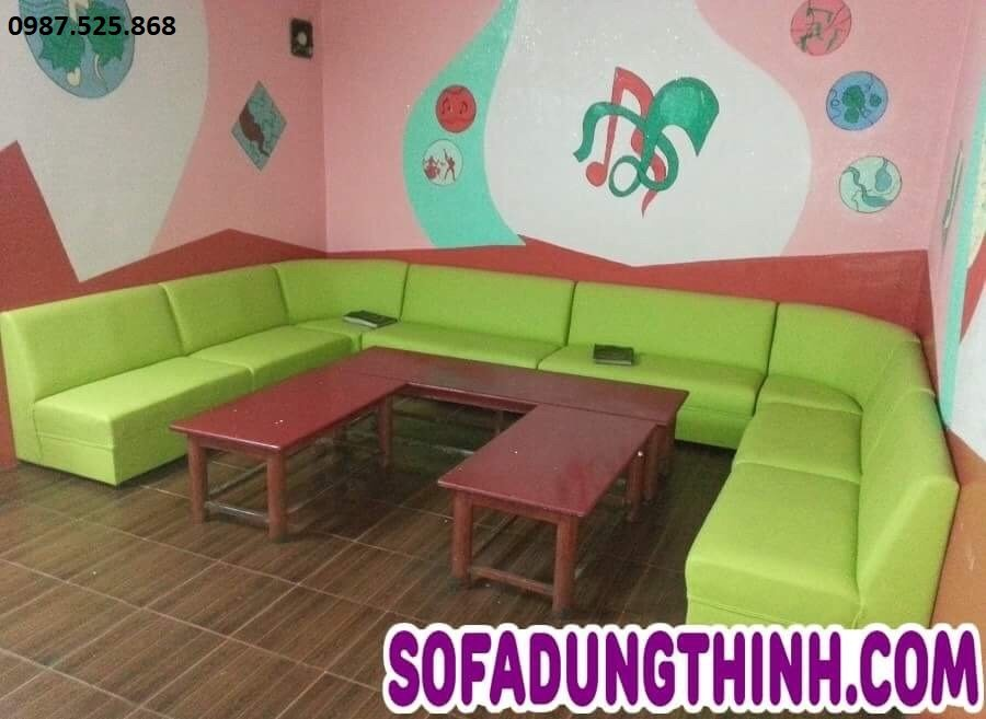 sofa karaoke giá rẻ dt - 03
