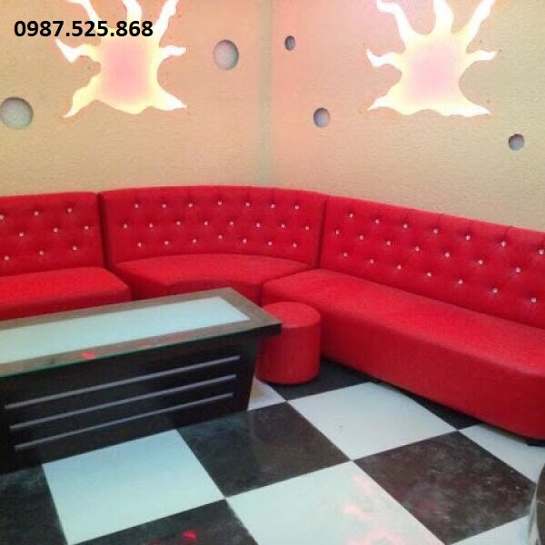 sofa karaoke đơn giản dt - 04