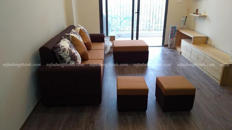 Chọn chất liệu màu sắc sofa phù hợp với phong cách nội thất
