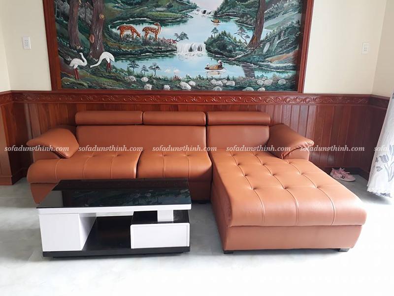 Ghế sofa cho phong cách vintage