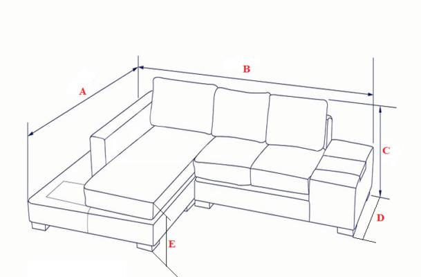 Tư vấn: Kích thước Sofa chuẩn dành cho phòng khách