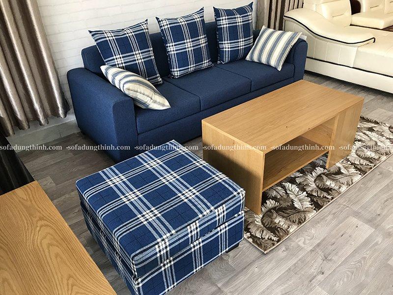 Bàn ghế sofa phòng khách giá rẻ chỉ từ 5 triệu tại HCM