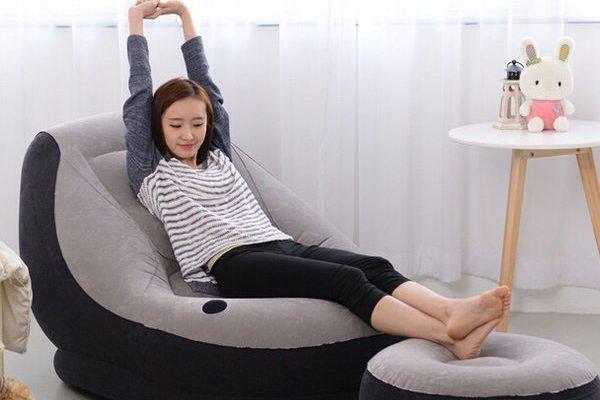 bàn ghế sofa phòng khách nhỏ 2