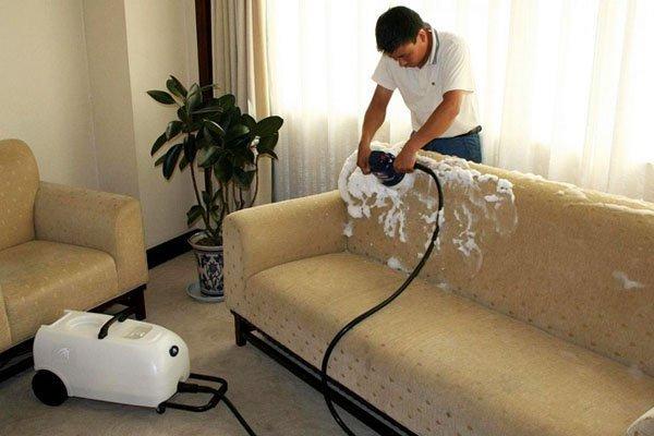 Dịch vụ giặt ghế sofa tại nhà 1