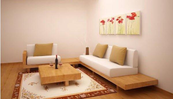 Ghế sofa kiểu Nhật có những điểm gì khác biệt?