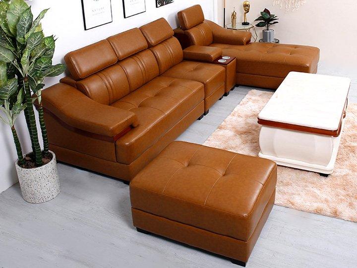 sofa da cao cấp dt -10