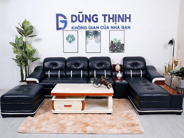 sofa da cao cấp dt -06