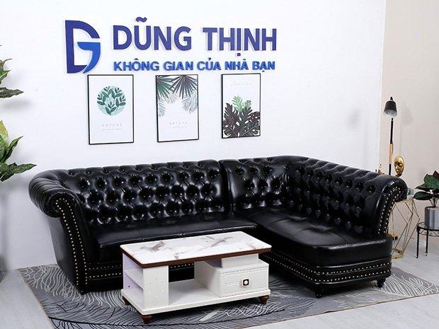 sofa da cao cấp dt -08