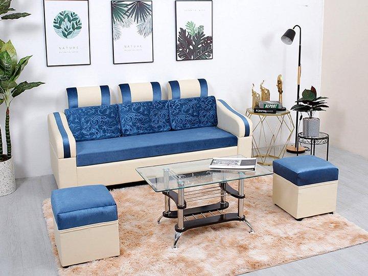 Sofa phòng khách nhỏ DT - 05