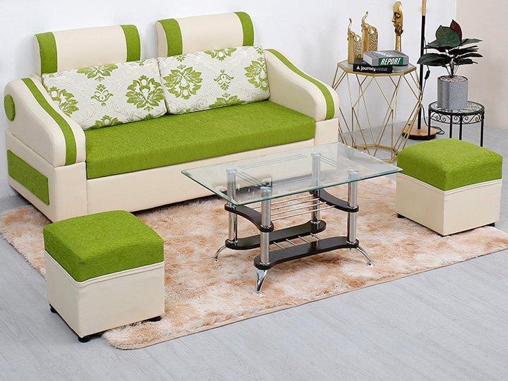 Sofa phòng khách nhỏ DT - 02