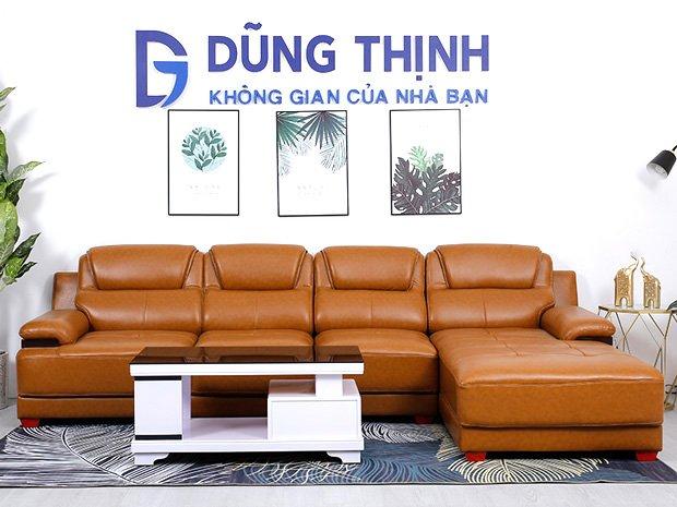 sofa da cao cấp dt -09