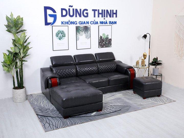 sofa da cao cấp dt -03