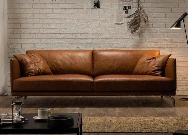 Đặc điểm nổi bật sofa phòng khách chất liệu da